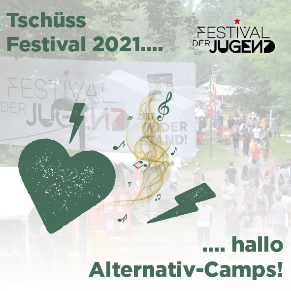Das Festival 2021 muss warten….